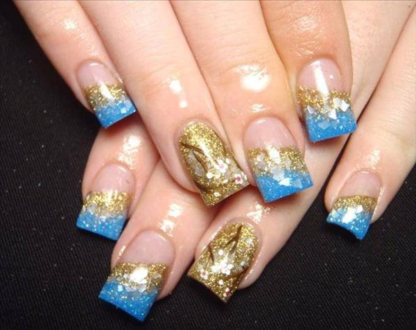 50 Cool Prom Nail Designs
