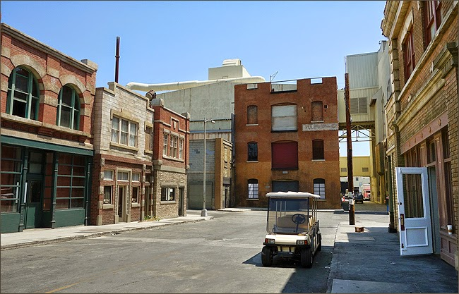 Estúdios de cinema em Los Angeles