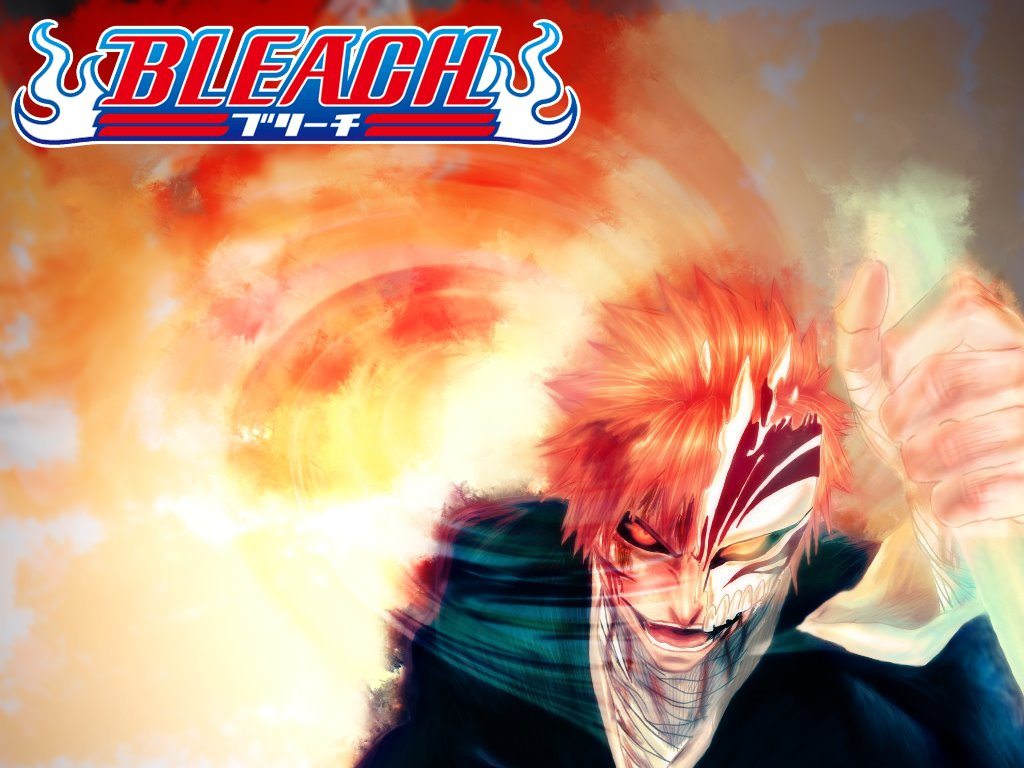 Manga And Anime Wallpapers: Bleach Cool HD Wallpaper