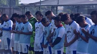 Persib Bandung Bawa 20 Pemain ke Tasik untuk Pertandingan Uji Coba