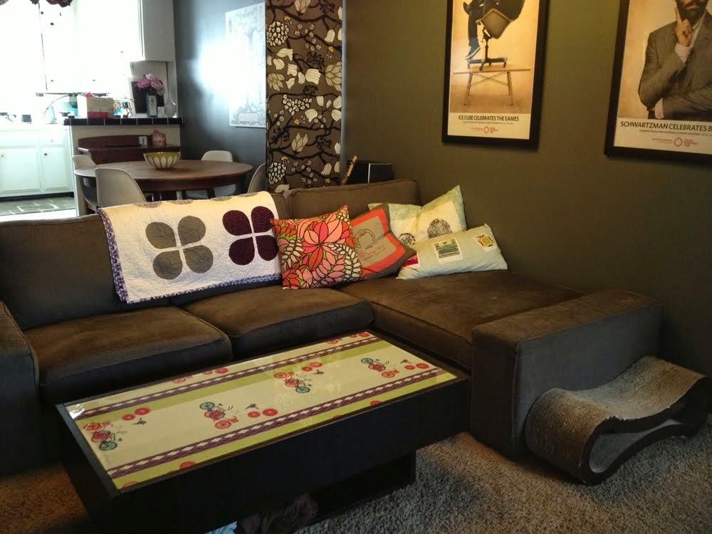 sofa slipcover ikea best sofas in dallas kivik mid-century makeover - hackers