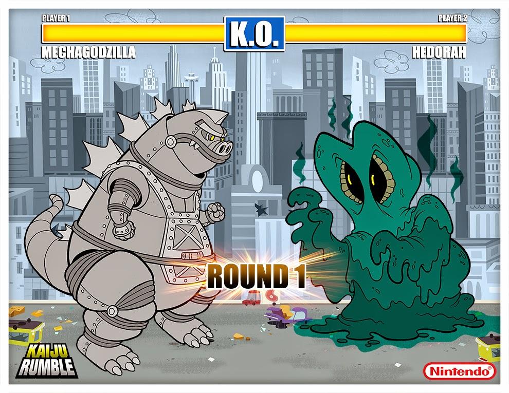 Minion Factory Kaiju Rumble