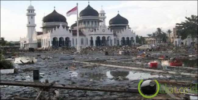 Masjid Baiturrahman, Aceh