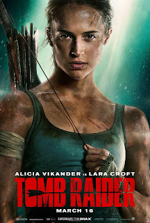 Tom Raider - Segundo Poster & Segundo Trailer