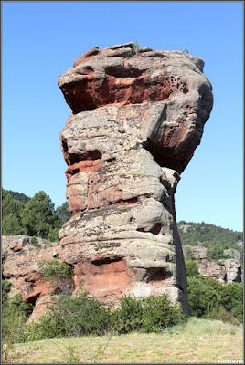Pináculo rocoso (Chequilla)