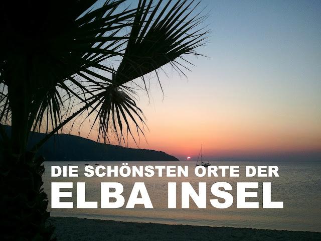 schönsten Orte Italienischen Elba Insel