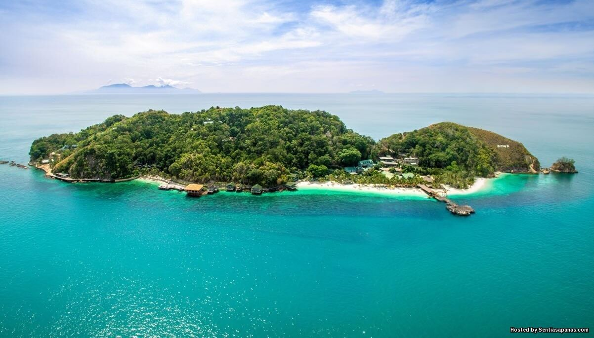 Indahnya Pulau Rawa Di Johor Sangat Memukau Mata