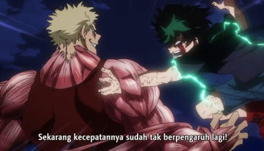 Boku no Hero Academia Season 3 Episode 4 Subtitle Indonesia