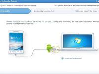 Dr.Fone - Android Data Recovery Ampuh untuk Memulihkan File yang Terhapus di Perangkat Android