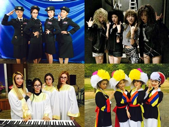 Watch Wonder Girls' episode preview from SNL Korea 6 - SNSD
