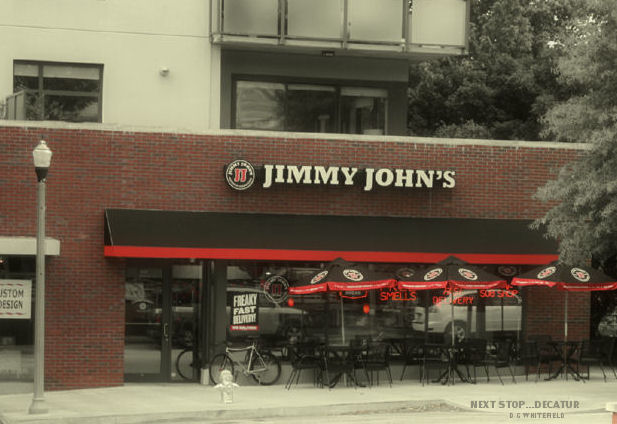 Next Stop Decatur Jimmy John S To Open In Emory Village