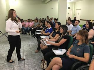 Participantes aprovam treinamento promovido pela ACIAR