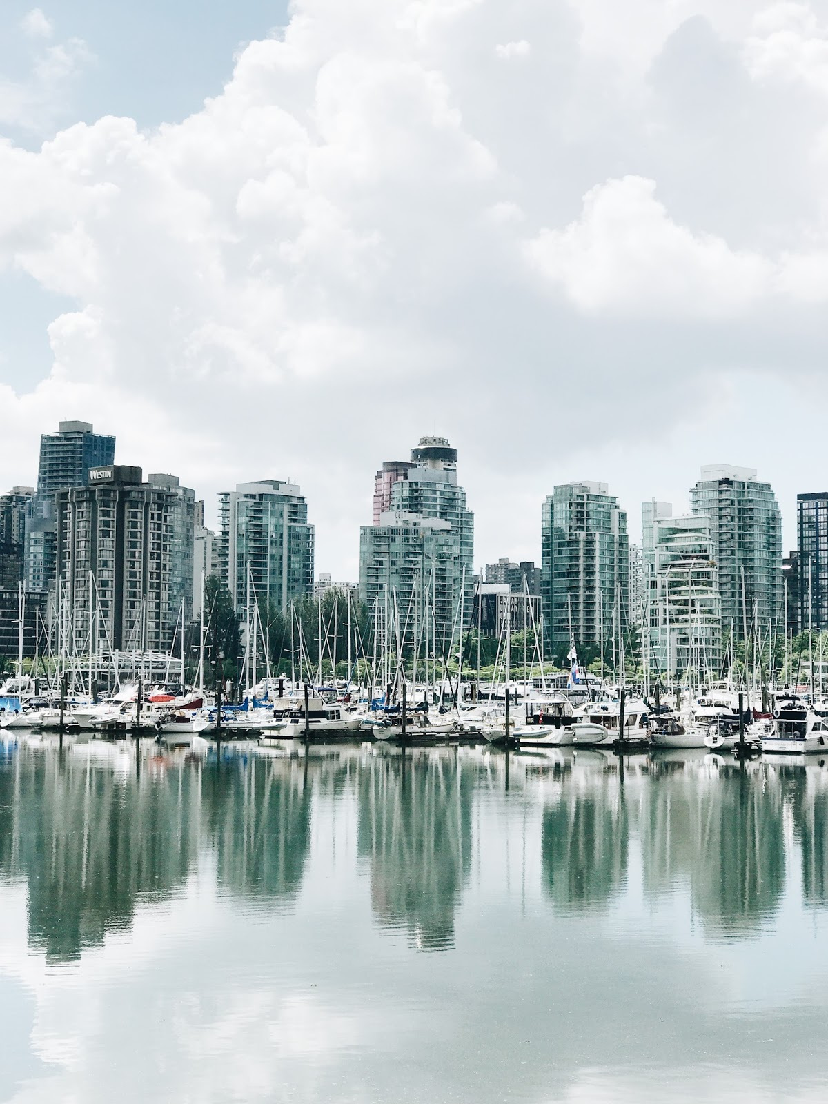 Vancouver city guide Canada