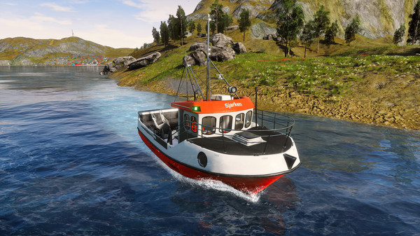 Fishing Barents Sea Full Version Screenshot 3