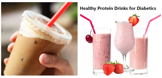 Diabetic Protein Drinks