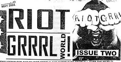 Il movimento Riot Grrrl
