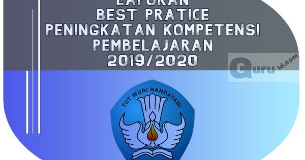 Contoh Best Practice Pkp Guru Smp Info Pendidikan Terbaru