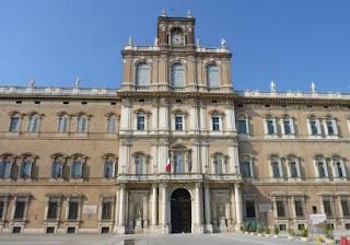El Palazzo Ducale de Módena.