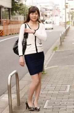 HEYZO 1244 – Hitotsumami Tall Beauty's Naughty Desire