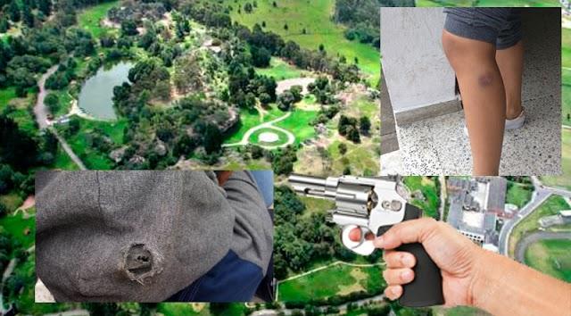 Con arma de fuego fueron hurtados y violentados adolescentes en el Parque Arqueológico de Facatativá