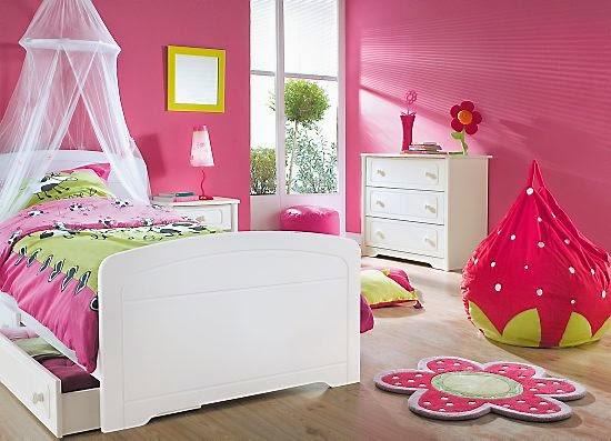 Dormitorio para niña princesa