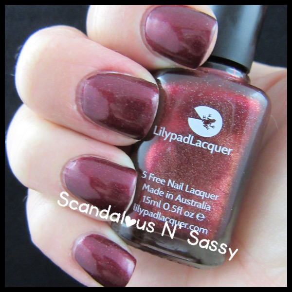 Lilypad Lacquer Sinner