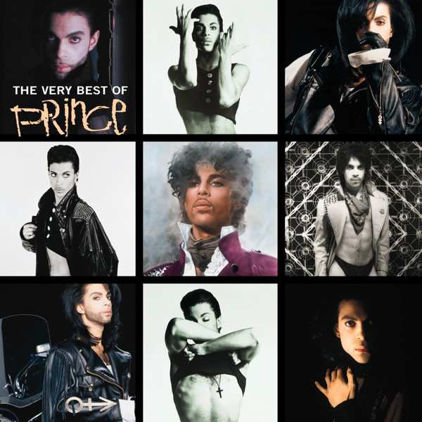 Prince - The Very Best of Prince Cover