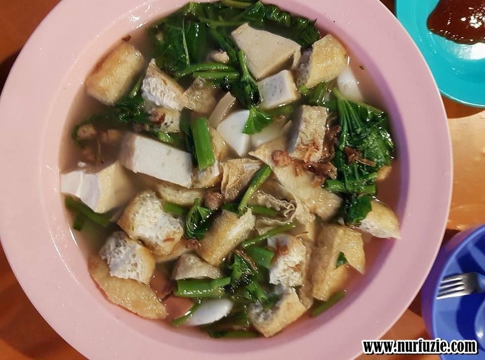 Yong Tau Foo Sup Famous Di Sitiawan Perak Nurfuziecom