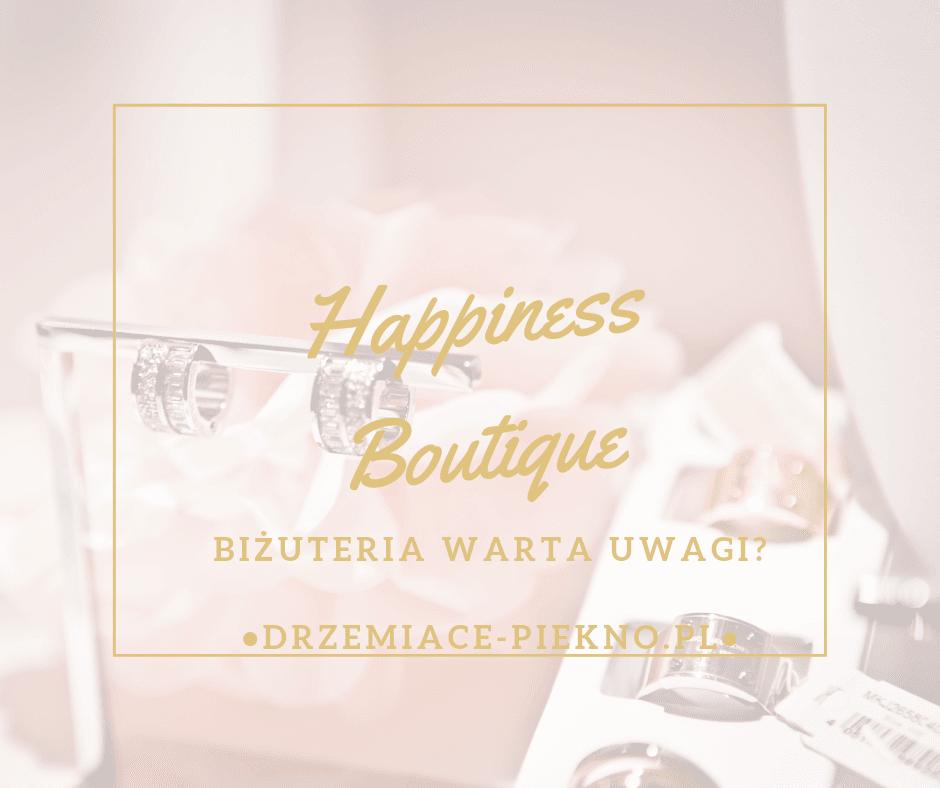 Biżuteria Happiness Boutique - czy warto kupić?