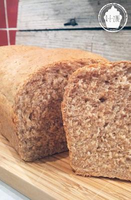 pain de mie moelleux à la farine complète