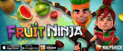 Fruit Ninja Classic Apk + MOD, High Bonuses + Data Download