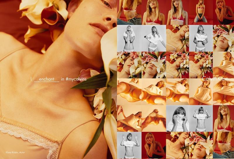 Calvin Klein Spring 2016 Global Campaign