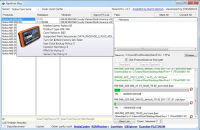 navirim ex -bb5 flash file downloader