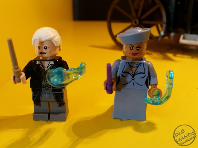 LEGO 2018 Sets Harry Potter 75951 Grindelwald's Escape