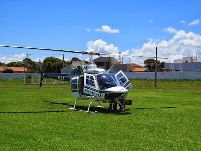Resultado de imagem para helicoptero do graer faxinal