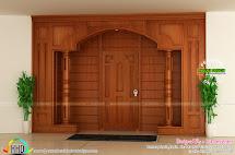 Tamil Nadu Front Door Design