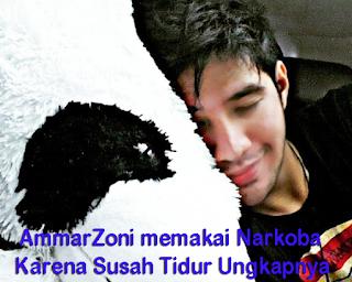 gambar Ammar Zoni memakai Narkoba Karena Susah Tidur Ungkapnya