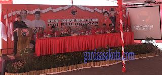 <b>Di NTB, PDI P Targetkan 80 Persen Kemenangan Jokowi-Makruf Amin</b>