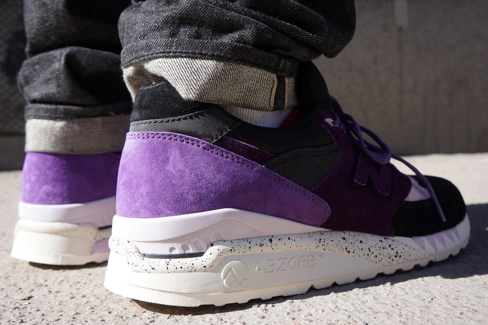Six Feet Down: New Balance 998 X Sneaker Freaker