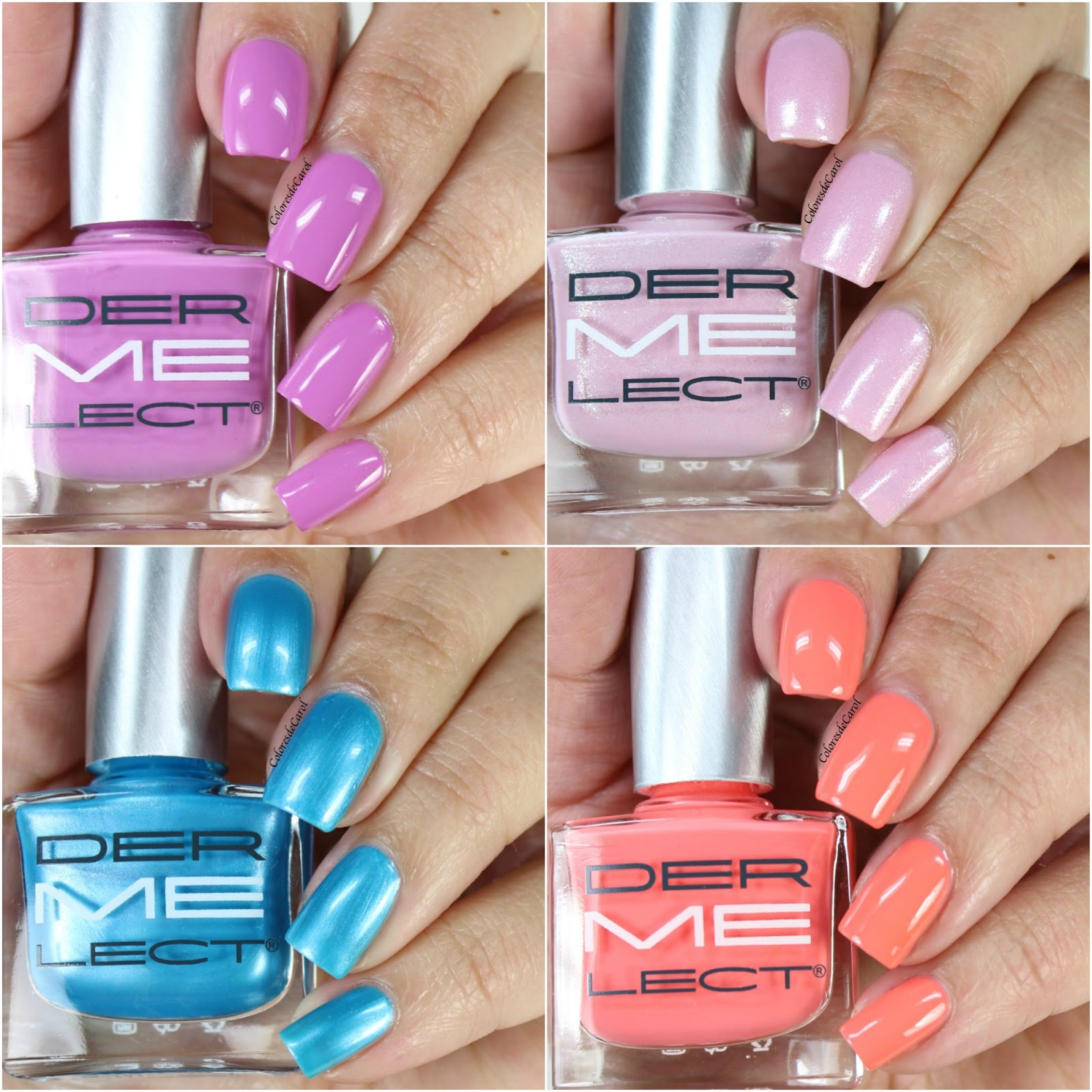 Colores de Carol: Dermelect Cosmeceuticals Captures the Essence of ...