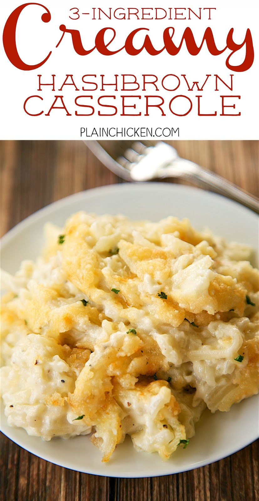 hashbrown casserole with cream cheese