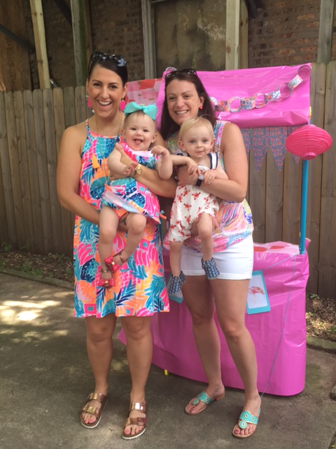 de77dd4af988 Lilly Pulitzer has the cutest mommy and me matching dresses for baby and mom.  Obsessed!