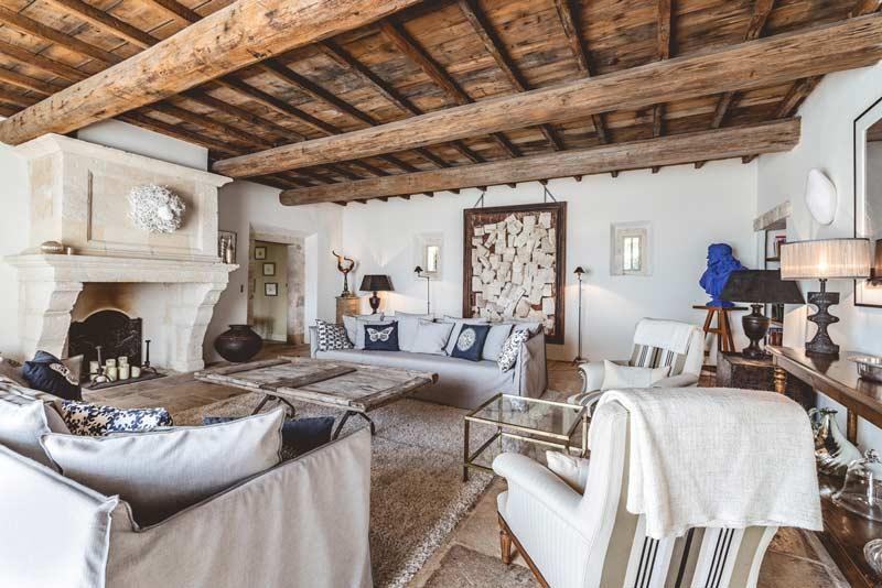 Interni case di campagna ispirazioni bucoliche dettagli home decor