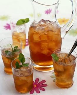 Servir chá