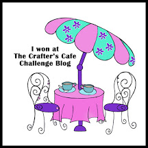 Crafters Cafe #162 Winner