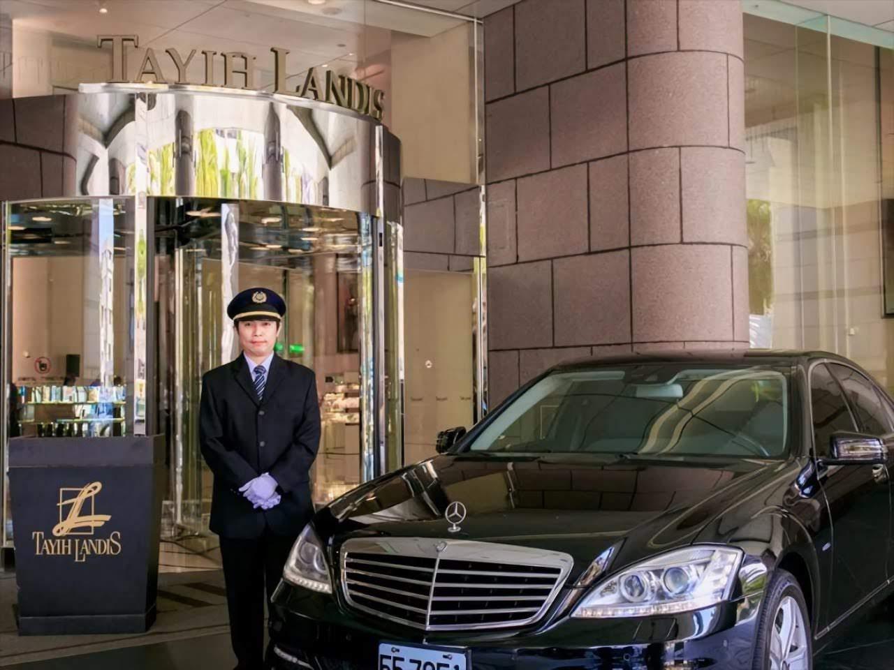 撐不過疫情|台南第一家五星級規模:大億麗緻酒店6/30歇業