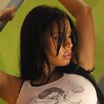Andrea Rincon, Selena Spice Galeria 32 : Blusa Blanca y Cachetero Negro Foto 46