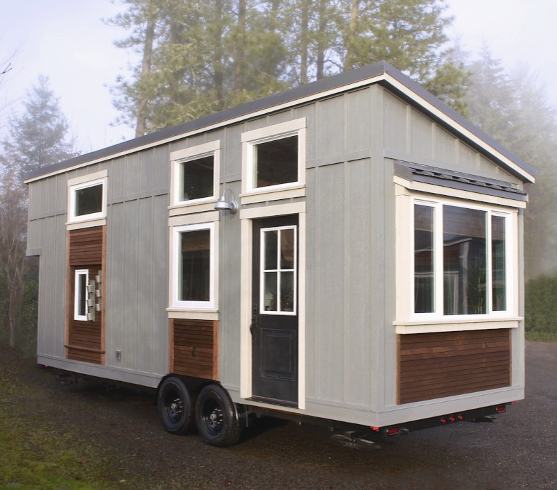 Tiny Home Designs: TINY HOUSE TOWN: The Urban Craftman By Handcrafted Movement