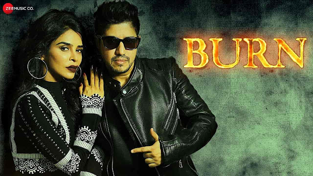 Burn Lyrics -  Harry Anand, Shrishti Bhandari