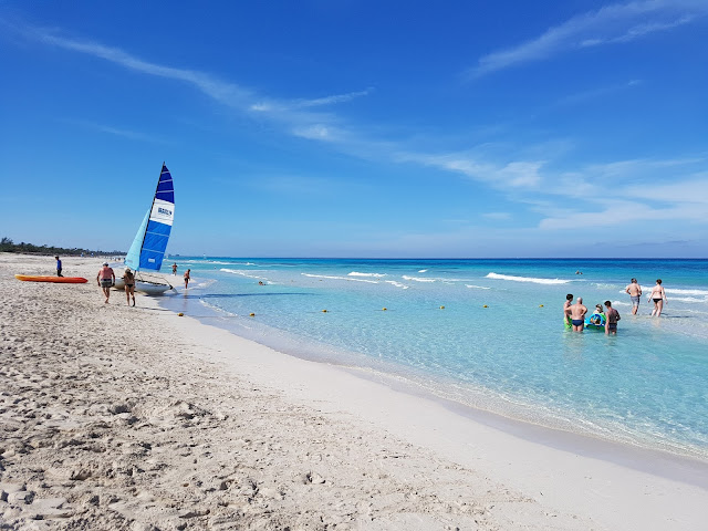 Varadero e o seu mar multicores - Matanzas - Cuba - Caribe